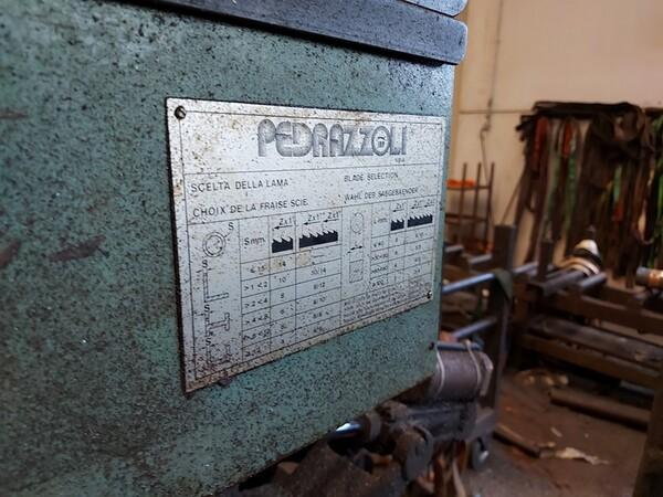 4#6076 Tornio Pico e macchinari per lavorazione metalli e saldatura in vendita - foto 282