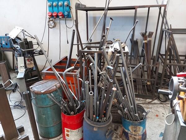 4#6076 Tornio Pico e macchinari per lavorazione metalli e saldatura in vendita - foto 284