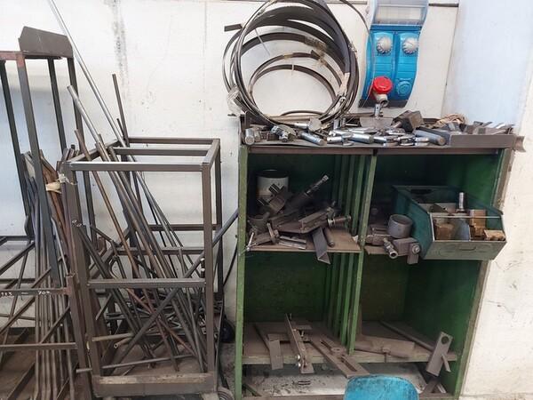 4#6076 Tornio Pico e macchinari per lavorazione metalli e saldatura in vendita - foto 285