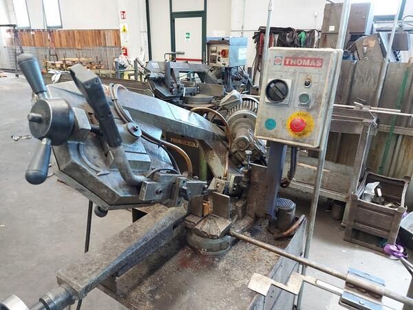 4#6076 Tornio Pico e macchinari per lavorazione metalli e saldatura in vendita - foto 286