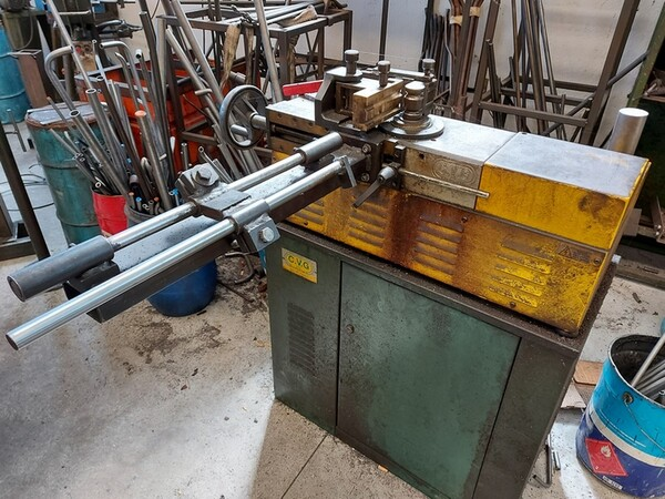 4#6076 Tornio Pico e macchinari per lavorazione metalli e saldatura in vendita - foto 289
