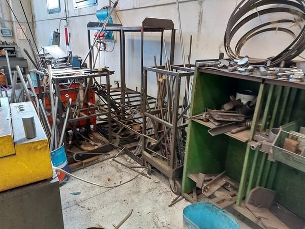 4#6076 Tornio Pico e macchinari per lavorazione metalli e saldatura in vendita - foto 294