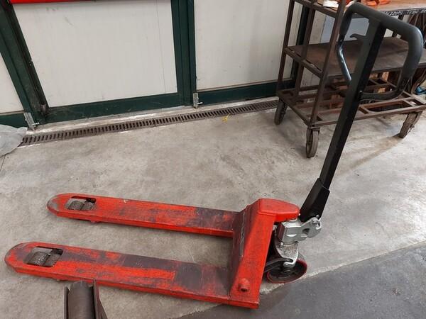 4#6076 Tornio Pico e macchinari per lavorazione metalli e saldatura in vendita - foto 295