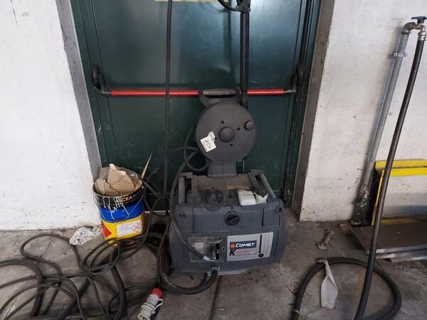 4#6076 Tornio Pico e macchinari per lavorazione metalli e saldatura in vendita - foto 296