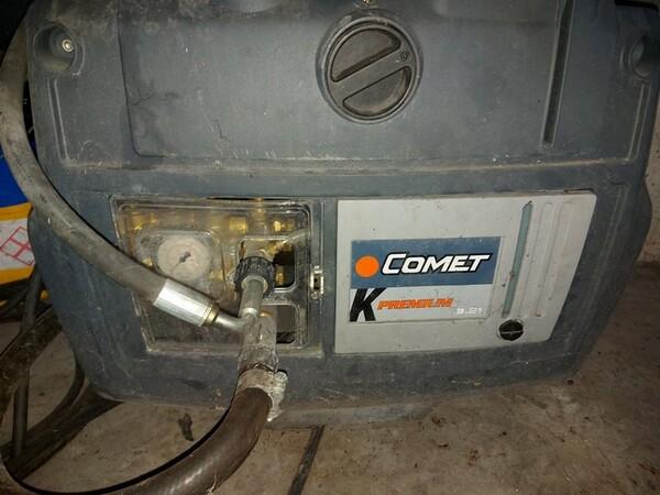 4#6076 Tornio Pico e macchinari per lavorazione metalli e saldatura in vendita - foto 297