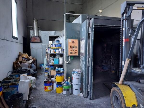4#6076 Tornio Pico e macchinari per lavorazione metalli e saldatura in vendita - foto 298