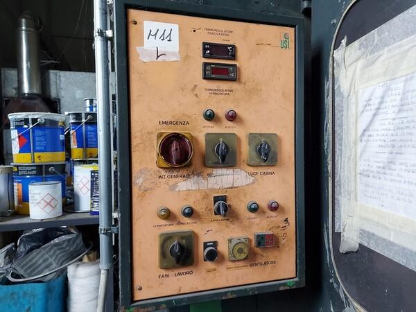 4#6076 Tornio Pico e macchinari per lavorazione metalli e saldatura in vendita - foto 299