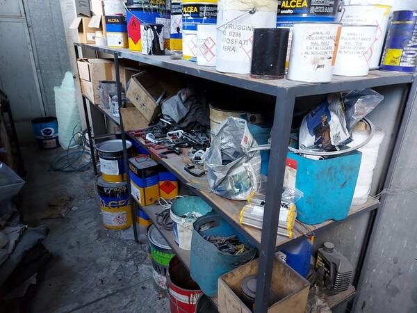 4#6076 Tornio Pico e macchinari per lavorazione metalli e saldatura in vendita - foto 300