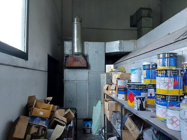 4#6076 Tornio Pico e macchinari per lavorazione metalli e saldatura in vendita - foto 301