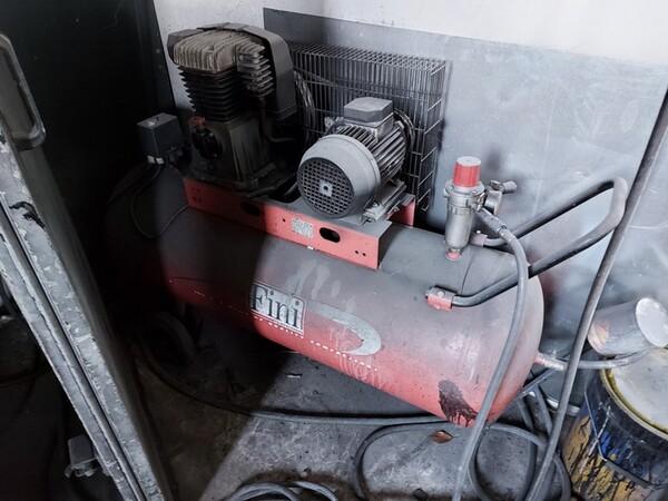 4#6076 Tornio Pico e macchinari per lavorazione metalli e saldatura in vendita - foto 304