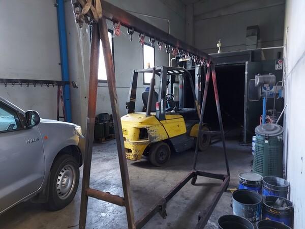 4#6076 Tornio Pico e macchinari per lavorazione metalli e saldatura in vendita - foto 309