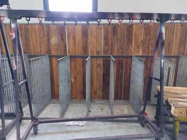 4#6076 Tornio Pico e macchinari per lavorazione metalli e saldatura in vendita - foto 311
