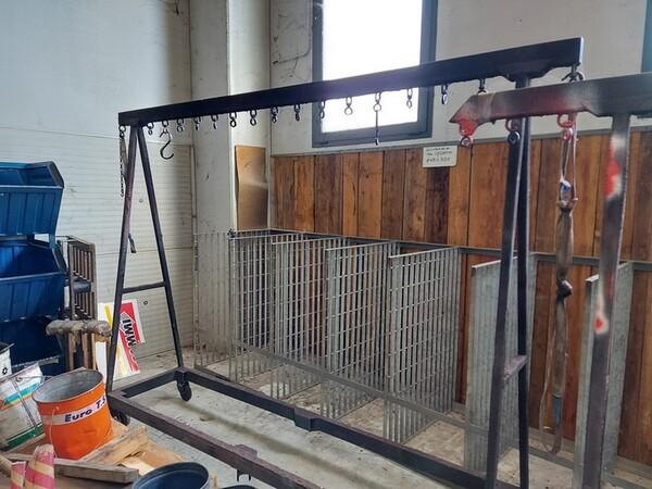4#6076 Tornio Pico e macchinari per lavorazione metalli e saldatura in vendita - foto 312