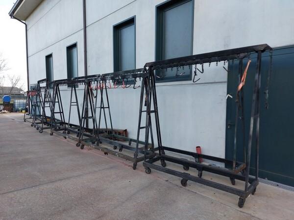 4#6076 Tornio Pico e macchinari per lavorazione metalli e saldatura in vendita - foto 313