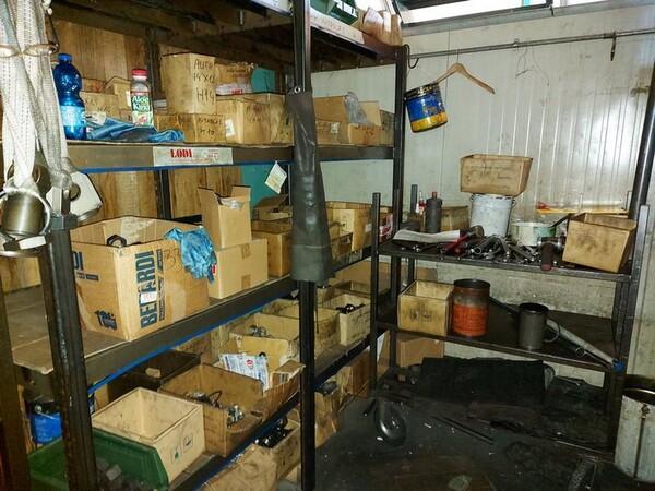 4#6076 Tornio Pico e macchinari per lavorazione metalli e saldatura in vendita - foto 315