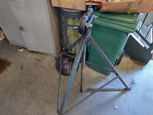 4#6076 Tornio Pico e macchinari per lavorazione metalli e saldatura in vendita - foto 316