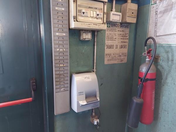 4#6076 Tornio Pico e macchinari per lavorazione metalli e saldatura in vendita - foto 317