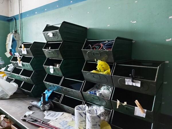 5#6076 Scaffalature industriali e carrelli metallici in vendita - foto 9