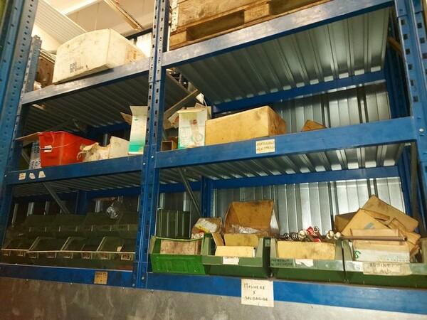 5#6076 Scaffalature industriali e carrelli metallici in vendita - foto 24