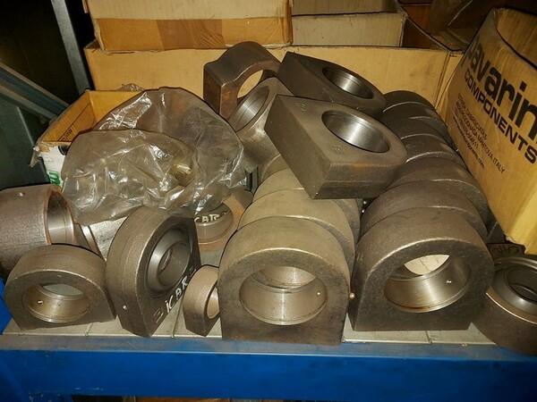 5#6076 Scaffalature industriali e carrelli metallici in vendita - foto 32