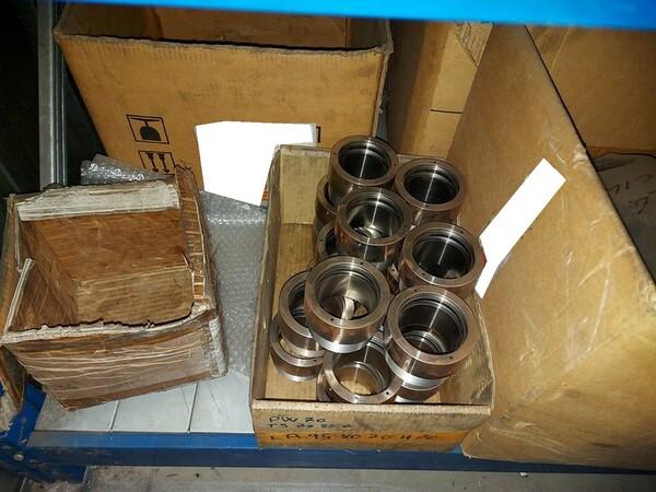 5#6076 Scaffalature industriali e carrelli metallici in vendita - foto 33