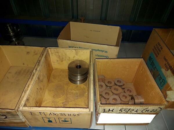 5#6076 Scaffalature industriali e carrelli metallici in vendita - foto 34