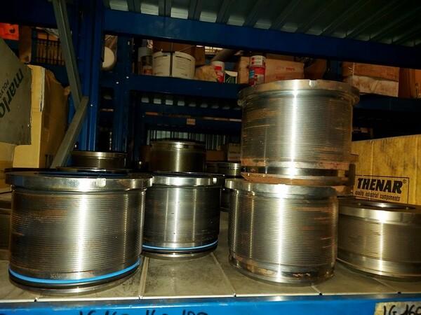 5#6076 Scaffalature industriali e carrelli metallici in vendita - foto 35