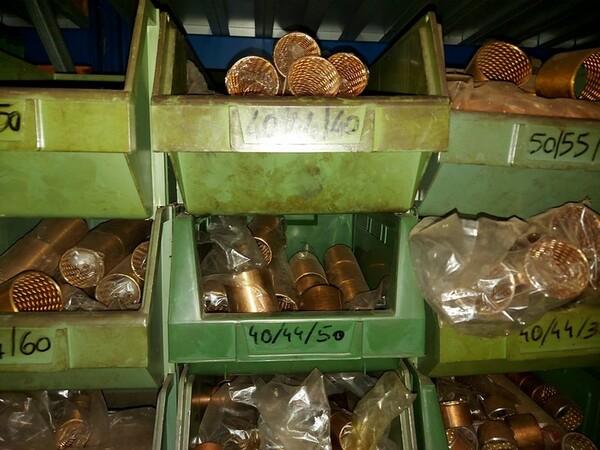 5#6076 Scaffalature industriali e carrelli metallici in vendita - foto 39