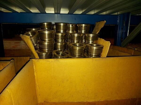 5#6076 Scaffalature industriali e carrelli metallici in vendita - foto 45