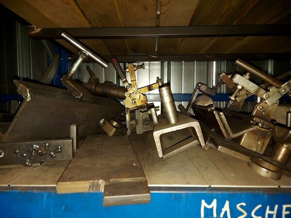 5#6076 Scaffalature industriali e carrelli metallici in vendita - foto 46
