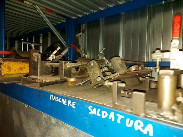 5#6076 Scaffalature industriali e carrelli metallici in vendita - foto 47