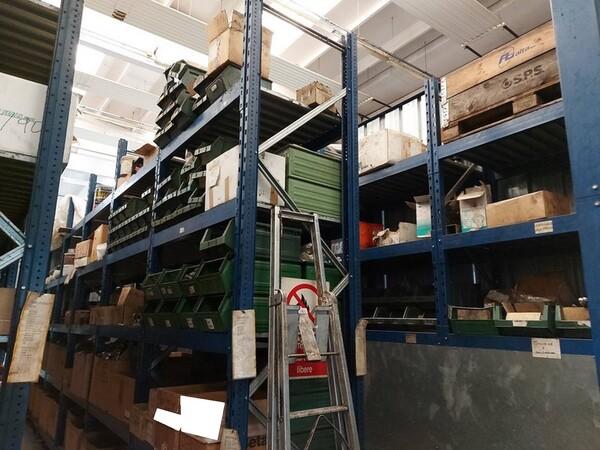 5#6076 Scaffalature industriali e carrelli metallici in vendita - foto 53