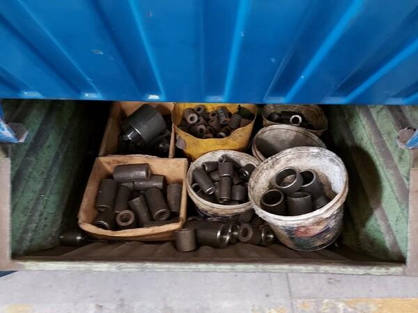 5#6076 Scaffalature industriali e carrelli metallici in vendita - foto 57