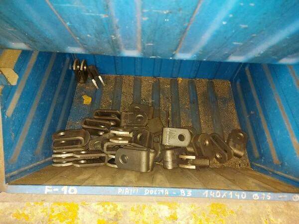 5#6076 Scaffalature industriali e carrelli metallici in vendita - foto 58