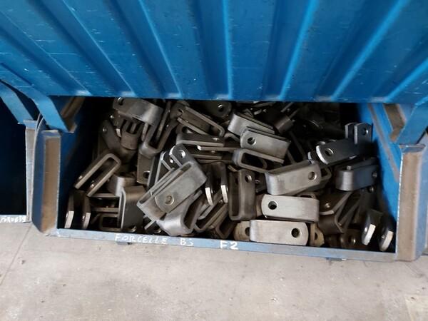 5#6076 Scaffalature industriali e carrelli metallici in vendita - foto 59