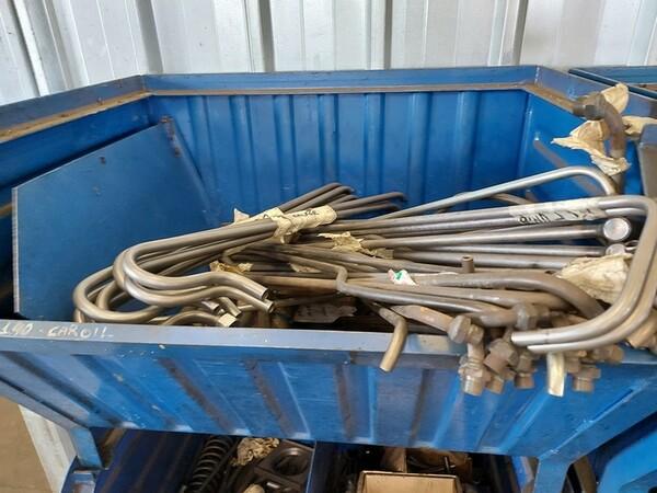 5#6076 Scaffalature industriali e carrelli metallici in vendita - foto 61
