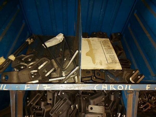 5#6076 Scaffalature industriali e carrelli metallici in vendita - foto 62