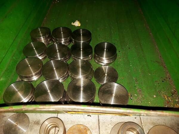 5#6076 Scaffalature industriali e carrelli metallici in vendita - foto 64