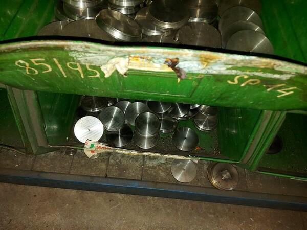 5#6076 Scaffalature industriali e carrelli metallici in vendita - foto 65