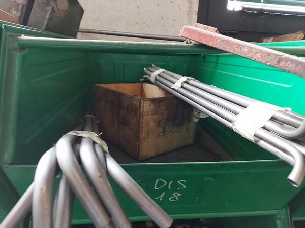 5#6076 Scaffalature industriali e carrelli metallici in vendita - foto 75