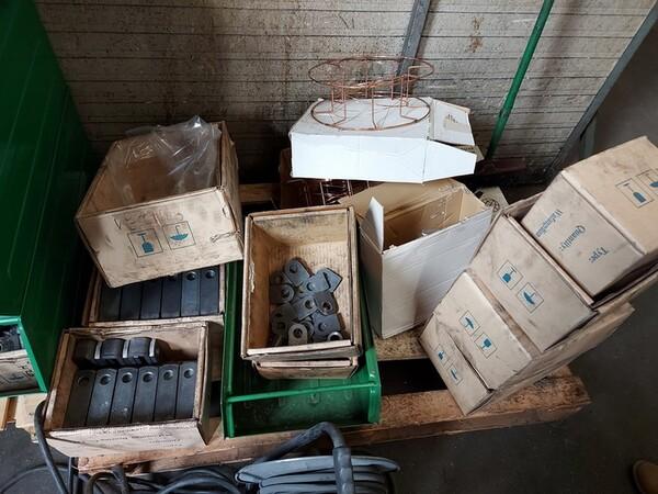 5#6076 Scaffalature industriali e carrelli metallici in vendita - foto 77