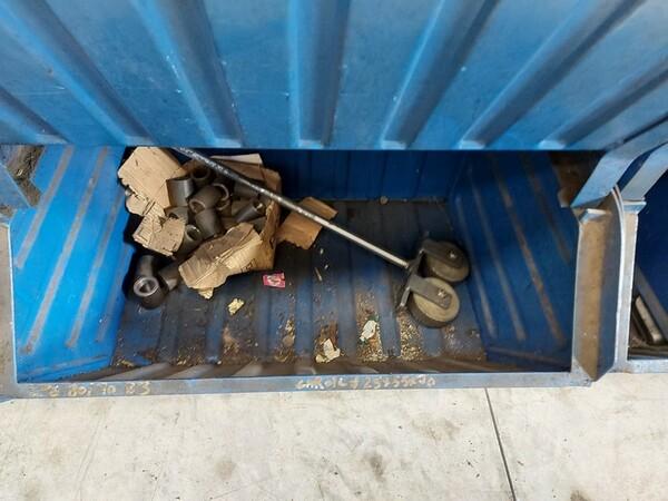 5#6076 Scaffalature industriali e carrelli metallici in vendita - foto 84