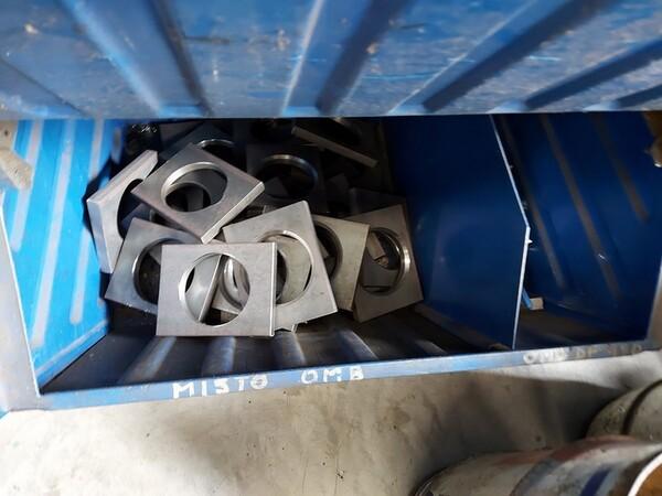 5#6076 Scaffalature industriali e carrelli metallici in vendita - foto 87