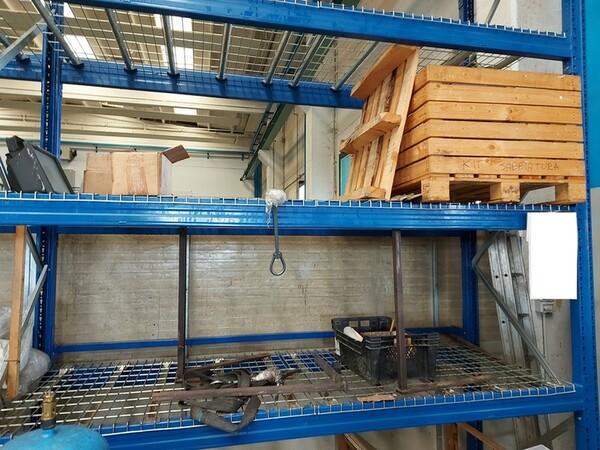 5#6076 Scaffalature industriali e carrelli metallici in vendita - foto 92