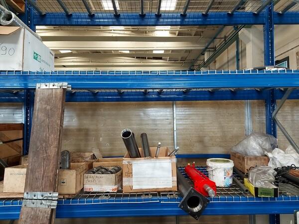 5#6076 Scaffalature industriali e carrelli metallici in vendita - foto 93