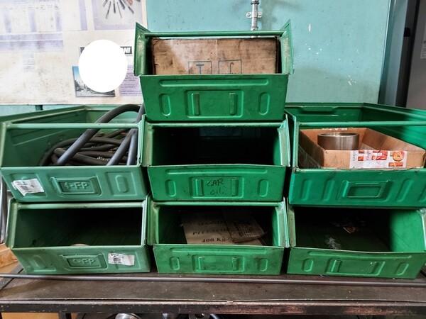 5#6076 Scaffalature industriali e carrelli metallici in vendita - foto 100