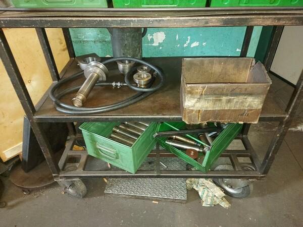 5#6076 Scaffalature industriali e carrelli metallici in vendita - foto 101