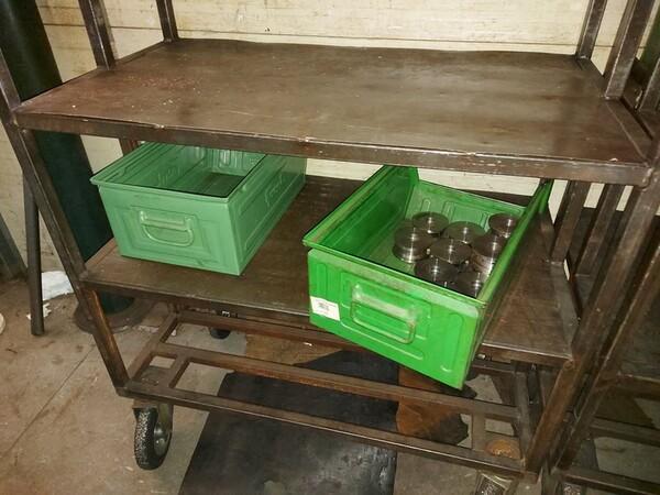 5#6076 Scaffalature industriali e carrelli metallici in vendita - foto 104