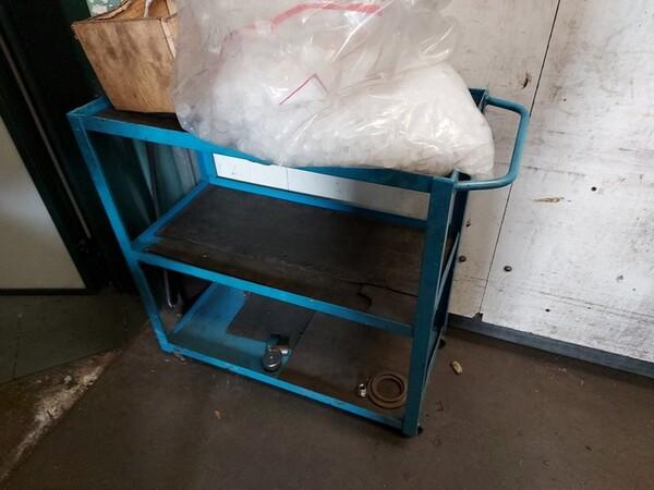 5#6076 Scaffalature industriali e carrelli metallici in vendita - foto 105