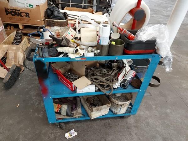 5#6076 Scaffalature industriali e carrelli metallici in vendita - foto 107